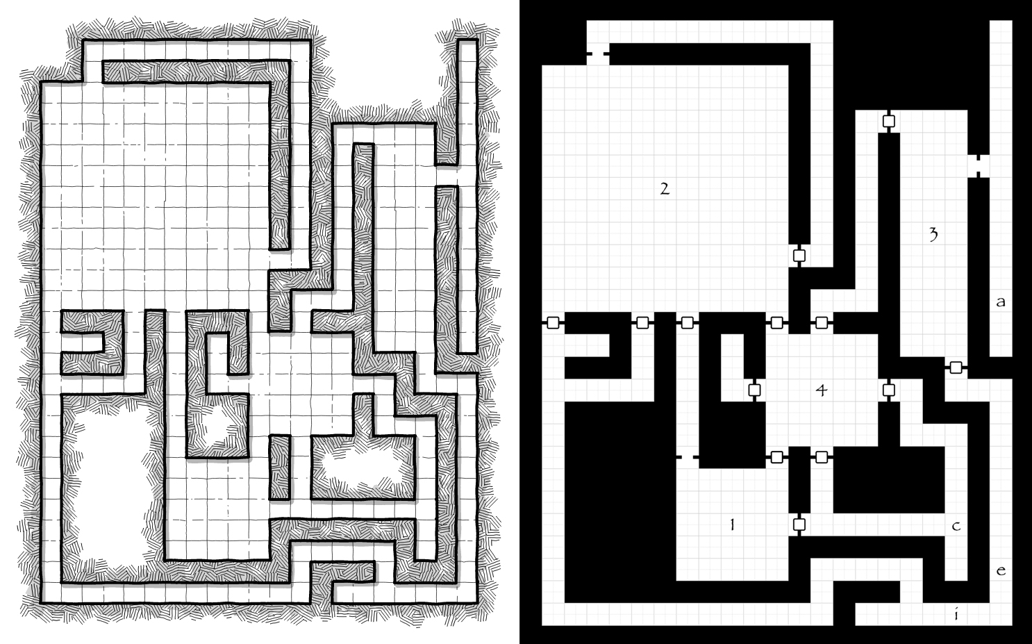 Import Generated Dungeons
